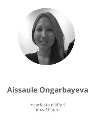 Aissaule Ongarbayeva
