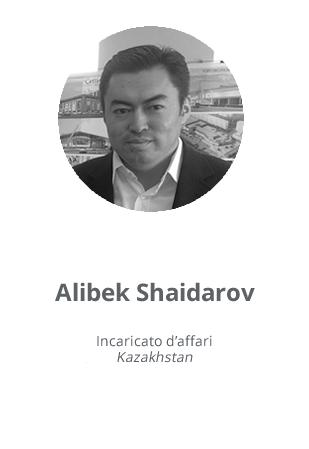 Alibek Shaidarov
